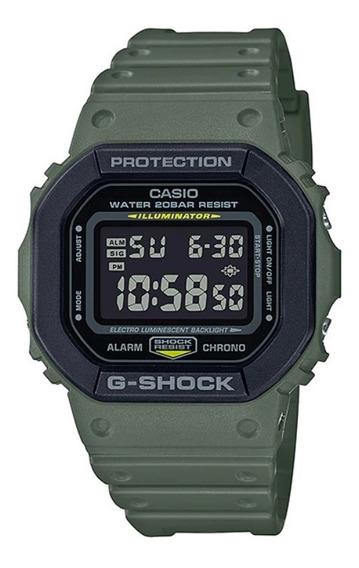Relógio Casio G-shock Dw-5610su-3dr Nota Fiscal Envios Full