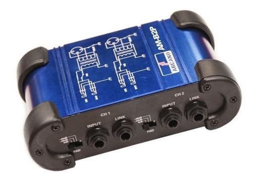Direct Box Am-b2p Passivo E Duplo Alta Qualidade Top