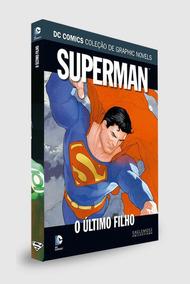 Superman: O Último Filho - Dc Graphic Novels.