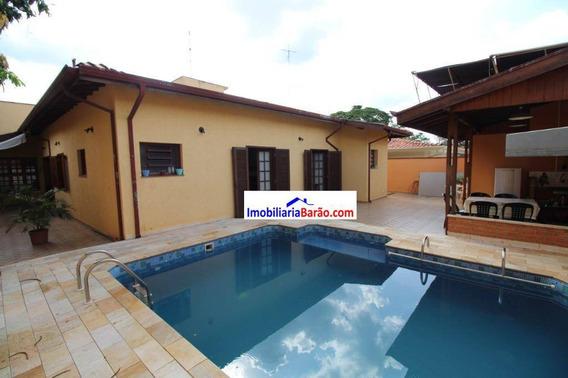 Casa Com 5 Dormitórios À Venda, 273 M² Por R$ 1.195.000 - Cidade Universitária - Campinas/sp - Ca1550