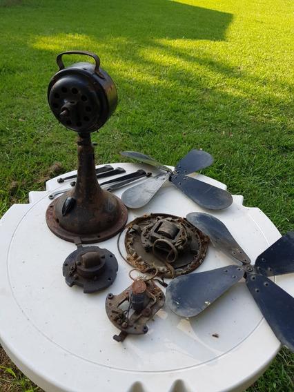 Lote De Partes Repuestos Ventilador Antiguo