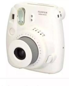 Câmera Instantânea Fujifilm Instax Mini 8 Na Caixa Nova Nf-e