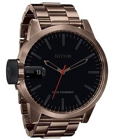 Nixon Chronicle Antique Copper Super Raro Prova D