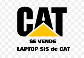 Laptop Con Sistema Sis Caterpillar Completo