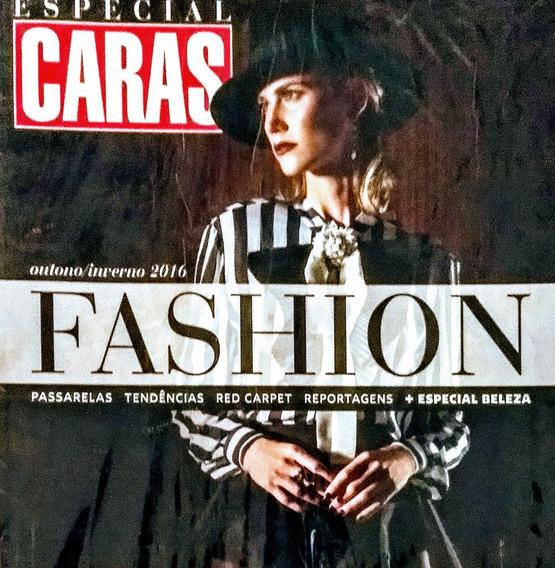 Revista Especial Caras Fashion Ed 13- Moda Beleza (lacrada)