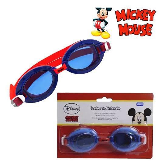 Óculos De Natação Infantil Mickey 216 Disney - Gedex