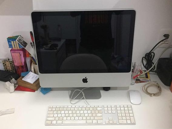 iMac Apple Intel Core 2 Duo 4 Gb De Memória E 320 Gb De Hd