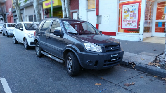 Ford Ecosport 1.6 Xl Plus Mp3 4x2 2010