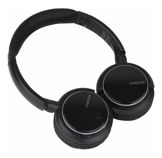 K1 Fone De Ouvido Headphone Bluetooth Cartao Sd Fm Kimaster