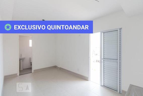 Studio No 1º Andar Com 1 Dormitório - Id: 892991427 - 291427