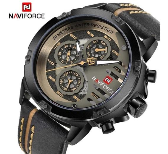 Relógio Naviforce Masculino Esportivo Original