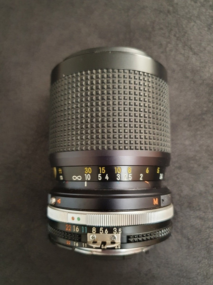 Nikkor 35-105mm F3.5-4.5 Zoom