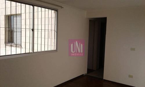 Imagem 1 de 11 de Apartamento Com 2 Dormitórios À Venda, 55 M² Por R$ 210.000,00 - Jardim Alvorada - Santo André/sp - Ap1719