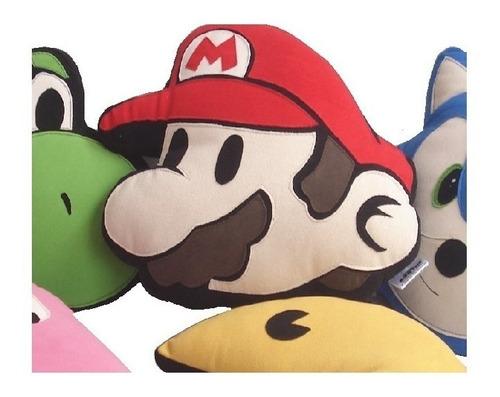 Cojines Dicrea Mario Bros, Videojuegos, Geeks, Gamers