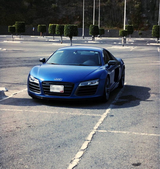 Audi R8 5.2l Coupe Plus V10 . At 2014