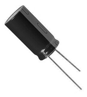 Capacitor Eletrolitico 3300uf X 10v - 6 Peças