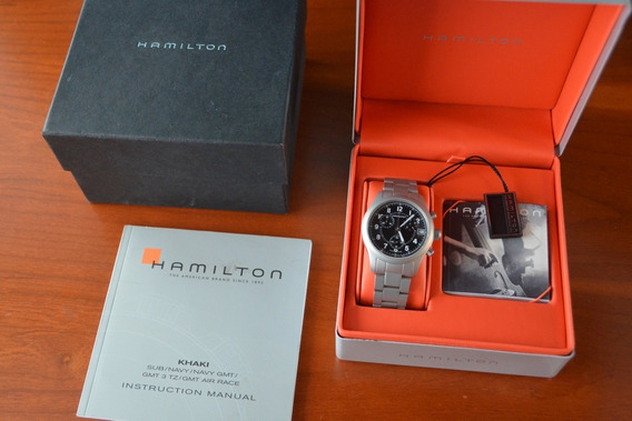 Reloj Hamilton Khaki Cronógrafo H685820