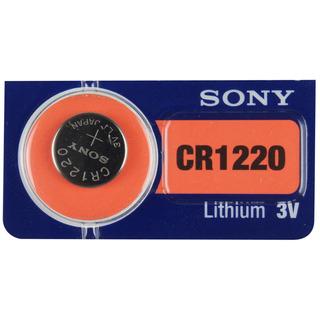 Pila Boton Sony Cr1220 Lapicera Calculadora - Factura A / B