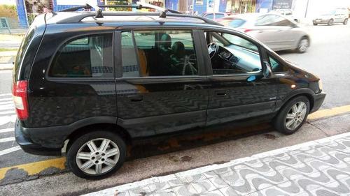 Chevrolet Zafira 2007 2.0 Elite Flex Power 5p