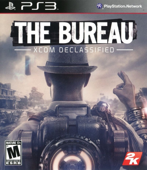 Jogo The Bureau Xcom Declassified Playstation 3 Ps3 M Física