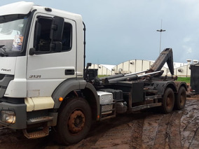 Mercedes-benz Axor 3131 Com Roll On Rodovale.