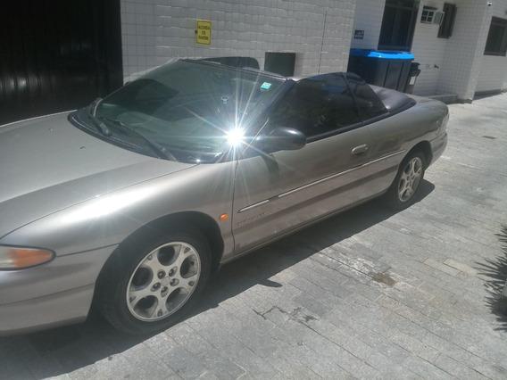 Chrysler Stratus Conversível - O Mais Novo Do Brasil