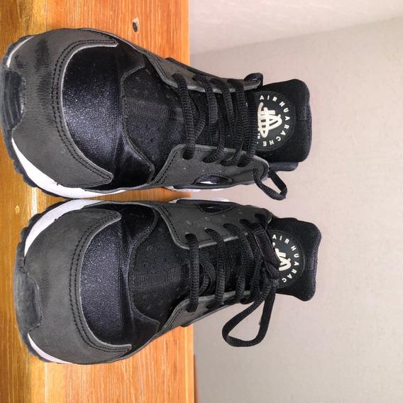 ciclo pájaro Disfrazado  Nike Huarache Mujer Negro | MercadoLibre.com.mx