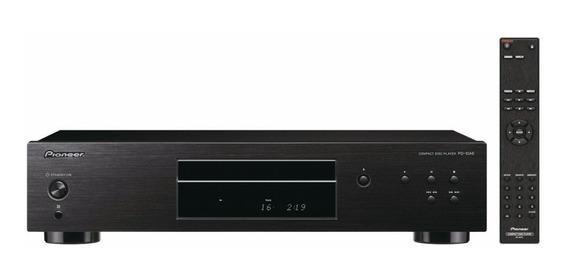 Cd Player Pioneer Pure Audio Pd-10ae Preto 127v