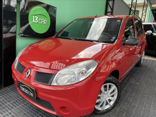 Renault Sandero 1.6 Expression Flex 4p Manual - Completo