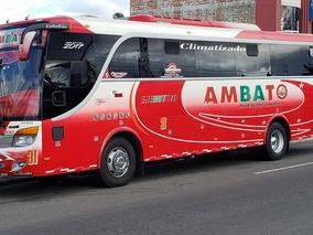 Bus Interprovicial Cooperativa Ambato