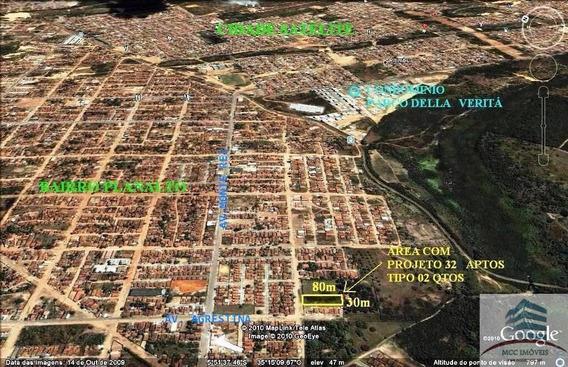 Terreno A Venda No Planalto, Otimo Para Mcmv