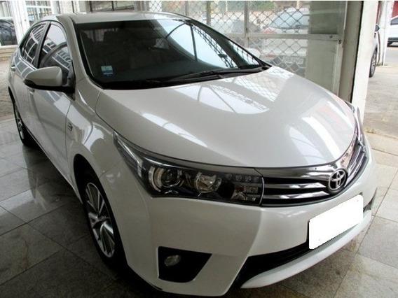 Corolla 2.0 Altis Flex 2015