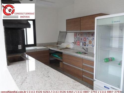 Imagem 1 de 20 de Casas Em Condomínio À Venda  Em Jundiaí/sp - Compre O Seu Casas Em Condomínio Aqui! - 1234358