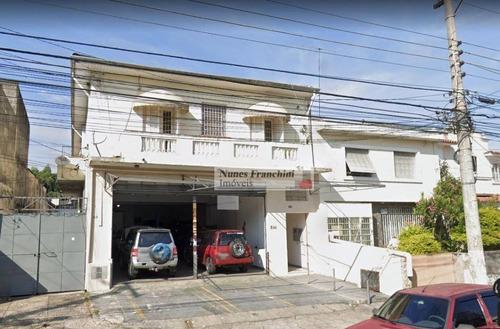 Santana - Prédio Comercial Com 2 Apartamentos De 65m² E 1 De 60m² , Loja Térrea Próxima Ao Metrô Santana - Pr0018