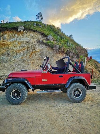Jeep Cj Modelo 86