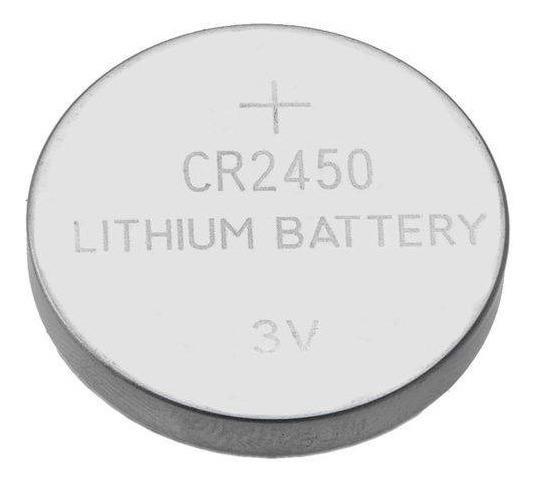 Bateria Cr2450 3v Lithium Original Pilha Botão