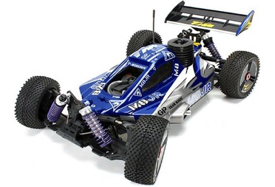 Automodelo Combustão Team Magic Buggy 1/8 M8 Jr Semi-pró