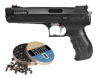 Pistola Aire Comprimido Beeman Modelo P17 Incluye 300 Diabolos (2004)
