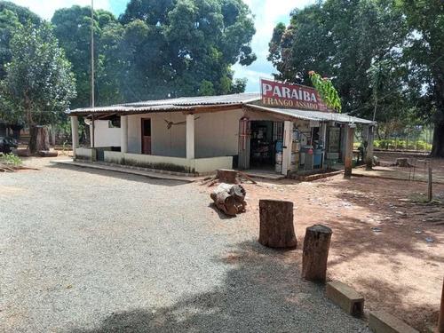Vendo Chácara Em Taboquinha-go