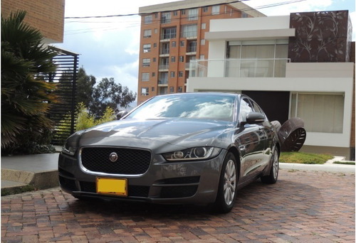Jaguar Xe 2.0 I4p Pure Modelo 2016 Gris Oscuro