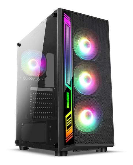 Pc Cpu Gamer Amd Ryzen 5 3600 16gb Hd 1tb Rtx 2070 C/nfe