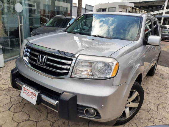 Honda Pilot 2015 5p 4wd Touring Special Edition At