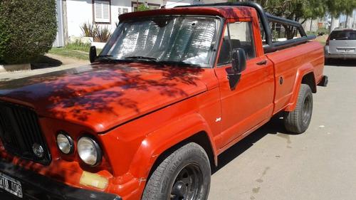 Vendo Jeep Gladietor, Recibo Permutas De Mi Interes.-