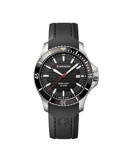 Relógio De Pulso Wenger Suíço Linha Seaforce 01.0641.117