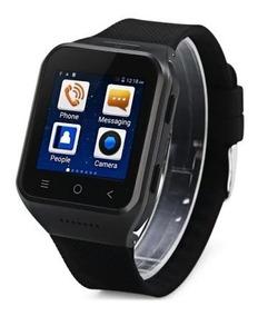 Relógio Smartphone Android Zgpax S8 3g Gps Mp3 Wifi Micro Sd