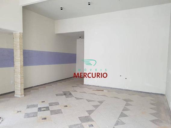 Loja Para Alugar, 40 M² Por R$ 1.100,00/mês - Altos Da Cidade - Bauru/sp - Lo0052