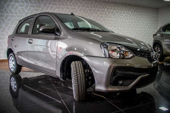 Toyota Etios Hatch X 13l At 19/20