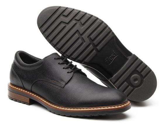 Zapato Casual Caballero 400501 Flexi Negro