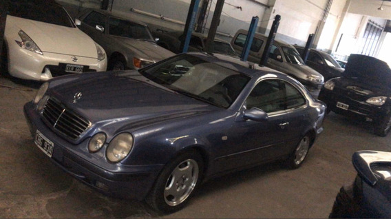 Mercedes-benz Clk 3.2 Clk320 Elegance Plus At Coupé 1999