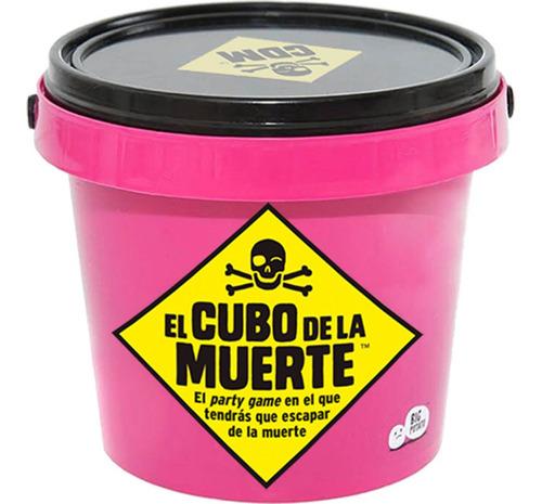 Juego De Mesa Asmodee: El Cubo / Cubeta De La Muerte